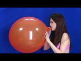 ULTIMATE BLOW TO POP BALLOON COMPILATION