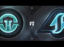 IMT vs CLG - NA LCS Week 4 Day 1 Match Highlights (Summer 2017)