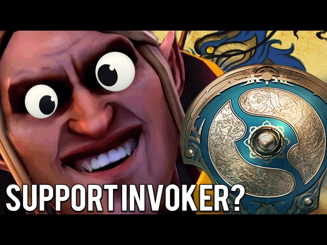 Loda Stack Support Invoker New Meta to go to The International 7? WTF DOTA 2