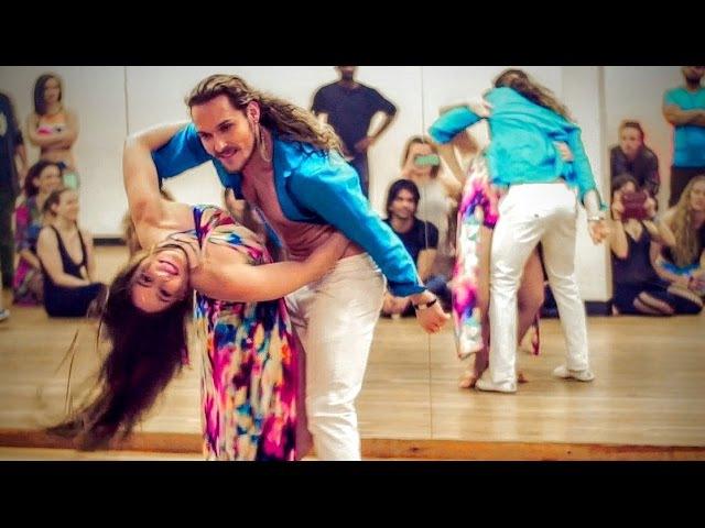 Ry'El (Henry Velandia) Jessica Lamdon Return to Atlanta - Zouk Performance in Atlanta