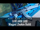 GHK AKM Magpul Zhukov Build