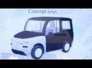 Электромобиль Zetta (Зетта) - El Panda