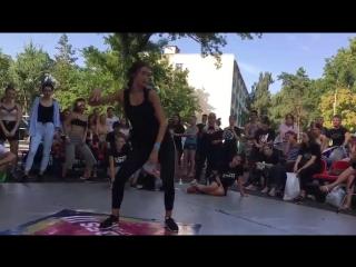 Sveta Orlova   Winner Dancehall Vibes Battle 2017   5 раундов