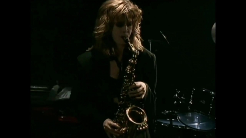 Candy Dulfer Dave Stewart-Lilly was here 1989