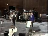 Репетиция Under Pressure - David Bowie &amp Annie Lennox and George Michael