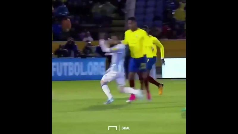 Хет-трик Месси, который вывел Аргентину на чемпионат мира