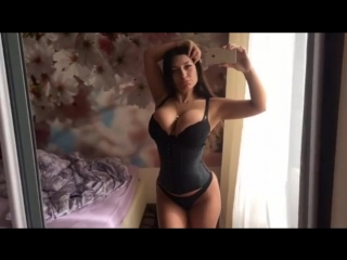 Olga Seteykina [Best Instagram, Nice Ass, Nice Tits, Sex, Brunette, 2017]