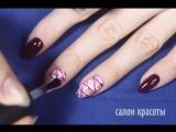 Легкий осенний дизайн ногтей! Я в восторге!
