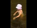 Такая взрослая стала:) Время как вода 💦 бежать так быстро