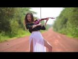 Rockabye (Clean Bandit ft. Sean Paul Anne-Marie) - Electric Violin Cover ¦ Caitlin De Ville