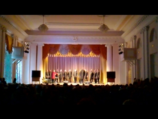 Хор Валаамского монастыря - Шуя 28 января 2017