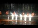 Шоу под дождем. Санкт-Петербургский театр танца Искушение
