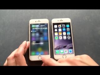 😳 ВИДЕО КАЧЕСТВЕННОЙ КОПИИ iPhone 6s 😳