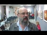Интервью с художником Алексеем Воскресенским