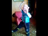 Будущий танцор Руслан Рыбаков