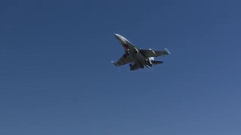 Это «Су-35С» детка!