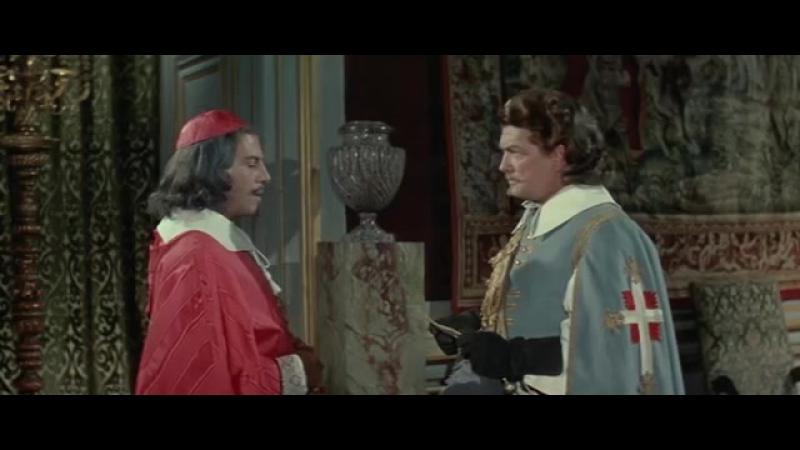 Железная маска (1962) Жан Марэ