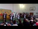 Танец. Последний звонок. Тисульская СОШ №2 25.05.2017.