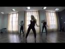 Choreo by Chasovskikh DaryaFrame up strip