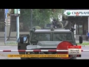 Подразделения антитеррора отбили у «террористов» захваченное здание в Хабаровске.