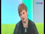 В Общероссийский день библиотек Марина Журавлева