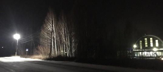 Модернизация уличного освещения в Усть-Илимске