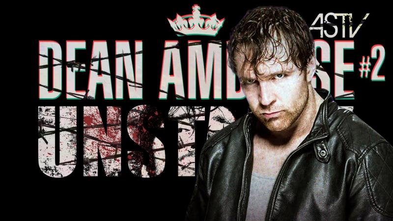 (WWE) Dean Ambrose Custom Titantron 2016 (1)