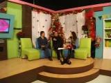 En vivo en el programa Hoy Saltillo de Televisa, el 23 de Diciembre de 2015