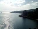 Крым влюбляет в себя раз и навсегда.Вид со скалы Дива.