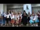 Награждение хора Світанок І местом Одесса 22 10 17
