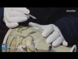 Как китайские реставраторы восстанавливают артефакты древности