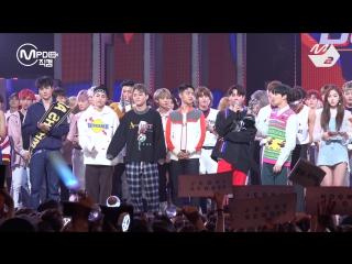 [MPD FANCAM] 170914 Mnet M!CountDown @ EXO — 3rd Win + Encore (4K)