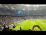 Краснодар Зенит. Начало матча. Возможности нового стадиона в Краснодаре
