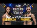 UFC Fight Night 112 Карла Эспарза vs Марина Мороз обзор боя