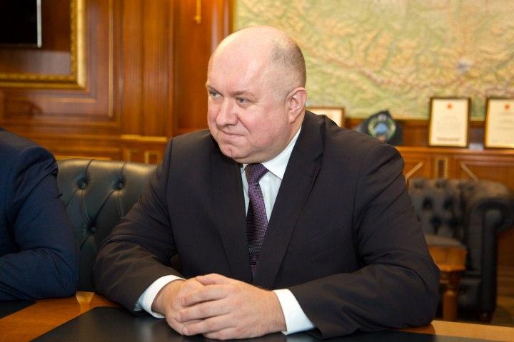 В Карачаево-Черкесии назначен новый начальник Пограничного управления ФСБ
