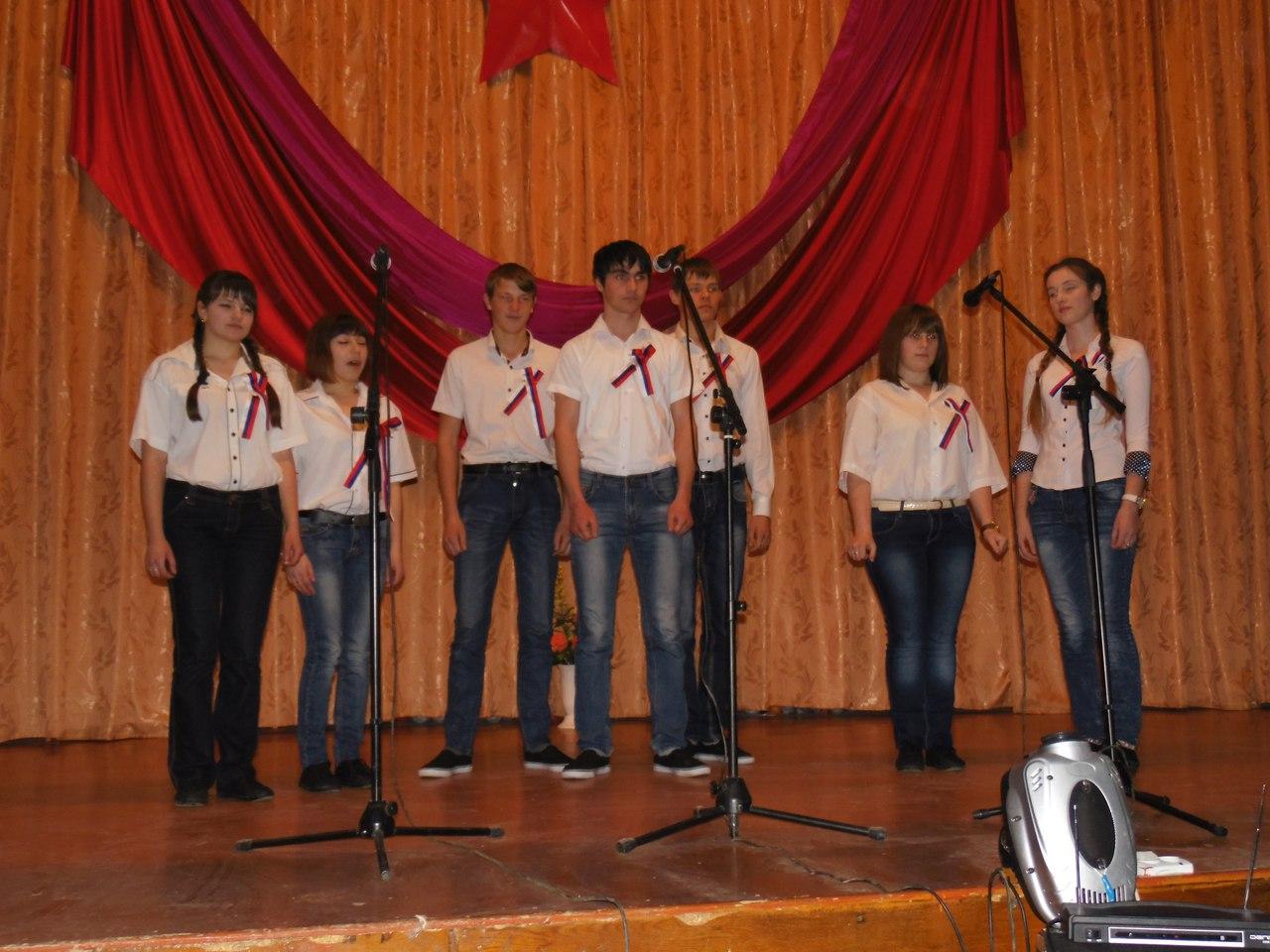 В станице Зеленчукской состоялся конкурс военно-патриотической песни