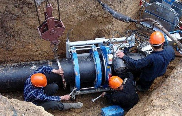 В Даусузе провели более 6 км водопроводных сетей