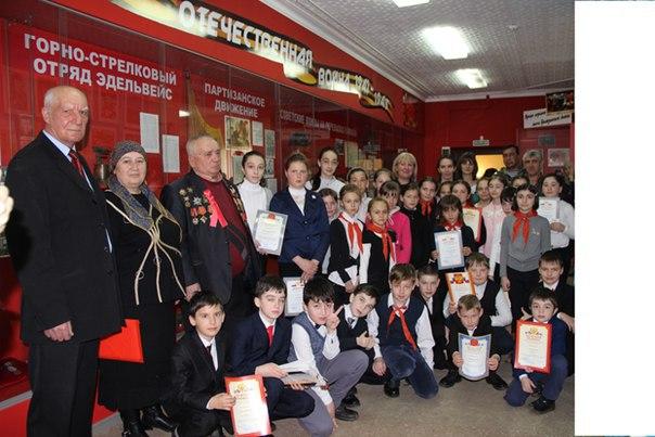 Коммунисты Зеленчукского района провели два мероприятия посвященные Дню защитника Отечества
