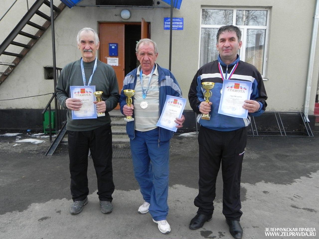 В Зеленчукской прошли районные соревнования по настольному теннису