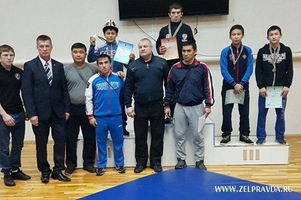 «Медвежонок» из Сторожевой стал победителем Международного турнира по вольной борьбе