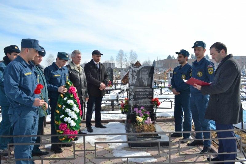 В Зеленчукской почтили память ветеранов гражданской обороны