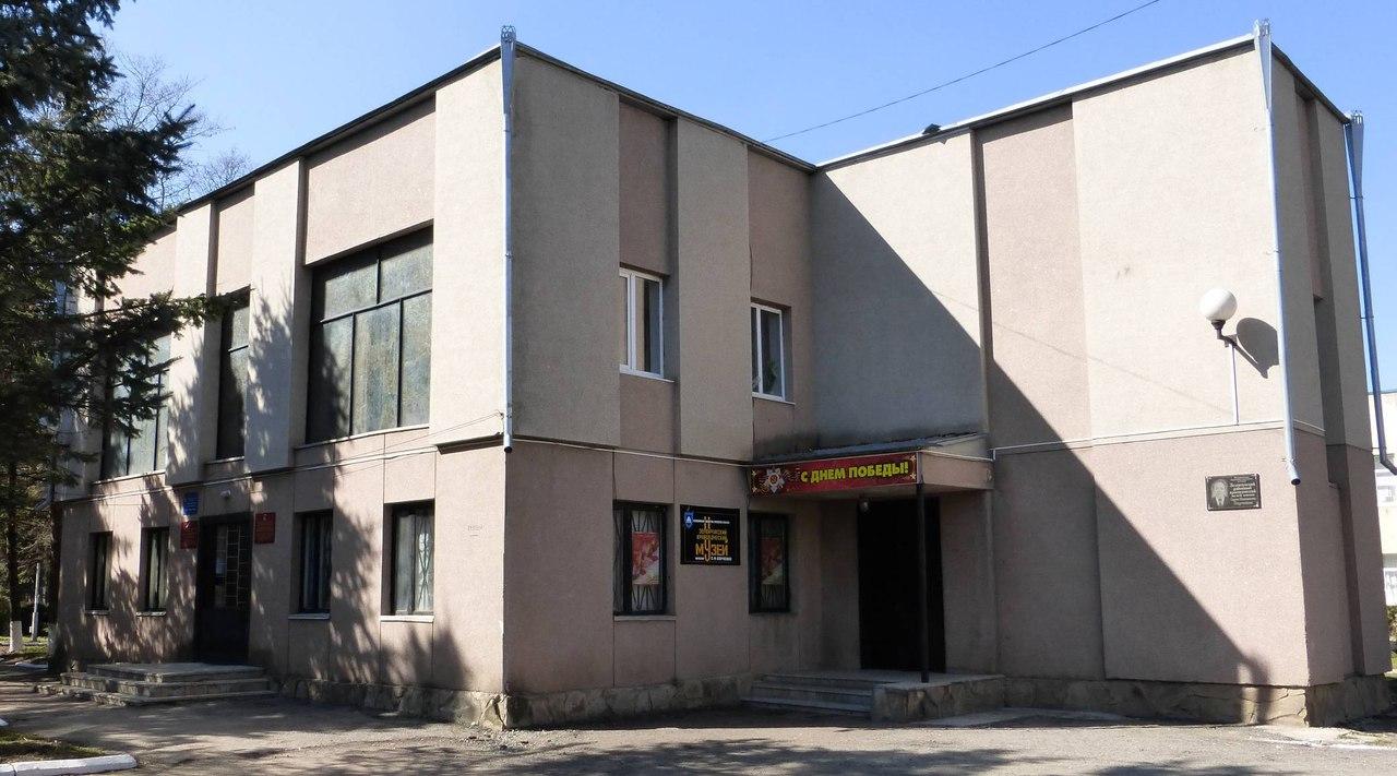 В Зеленчукском краеведческом музее имени С. Ф. Варченко воспитывают патриотов