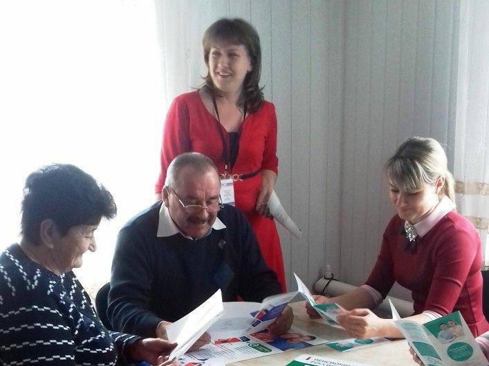 Жители Кардоникского сельского поселения узнали обо всех нововведениях и изменениях в пенсионной системе