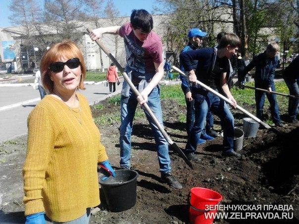 В Зеленчукской пройдет месячник по санитарной очистке и благоустройству территории