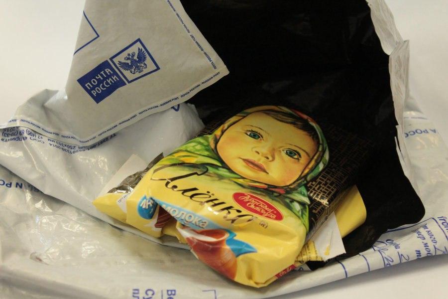 Жительница КЧР получила по почте шоколад вместо золота