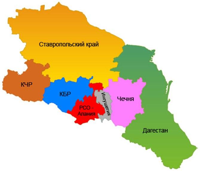 Карачаево-Черкесия самый экологически чистый регион среди регионов СКФО