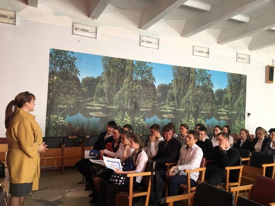 Школьникам Зеленчукского района рассказали об особенностях обучения в Университете