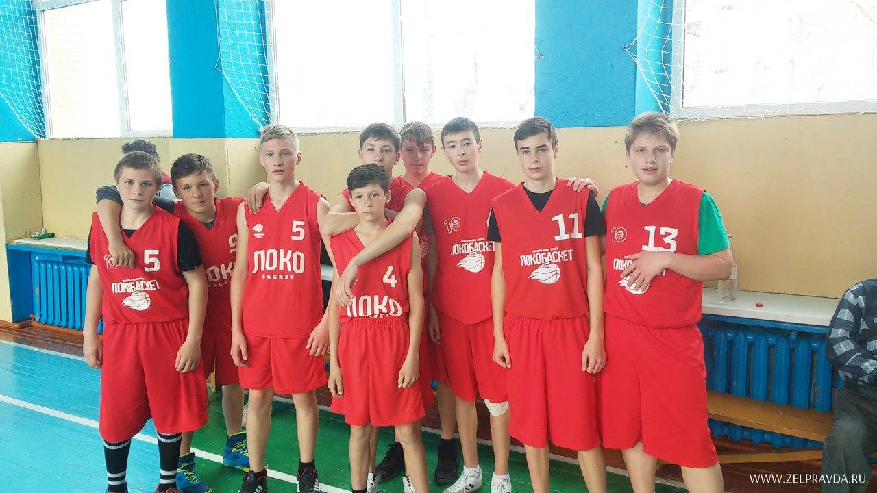 В Зеленчукской прошел финал зональных соревнований по баскетболу