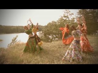 Цыганская история (2013 г.) - клип с нашим участием | Театр танца