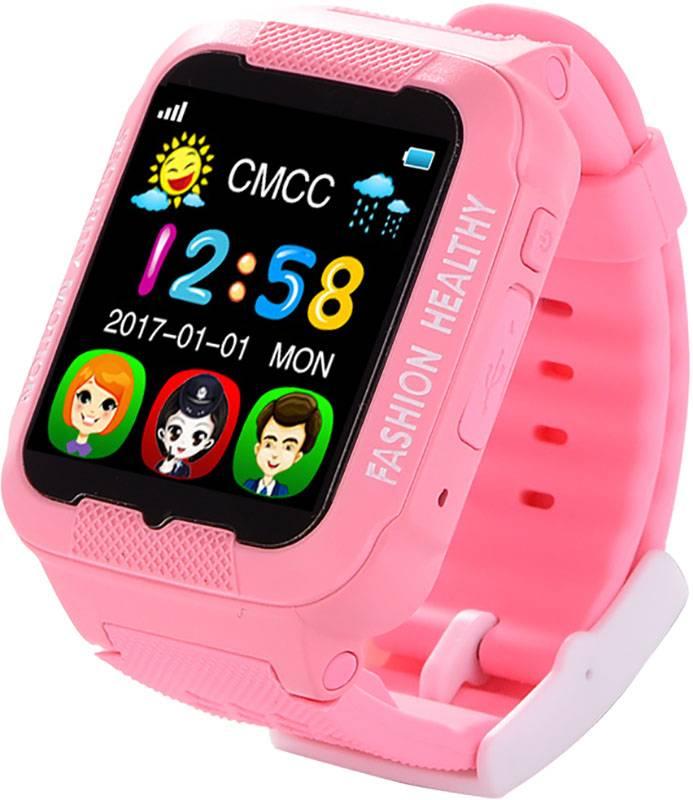 Детские GPS часы с водозащитой smart watch K3 kids с функцией звонка по доступной цене в Shopmz!